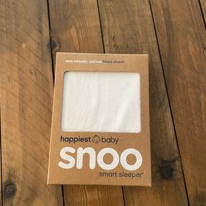 Snoo fitted sheet new in box